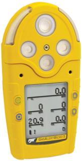 GasAlertMicro 5 IR 二氧化碳气体检测仪