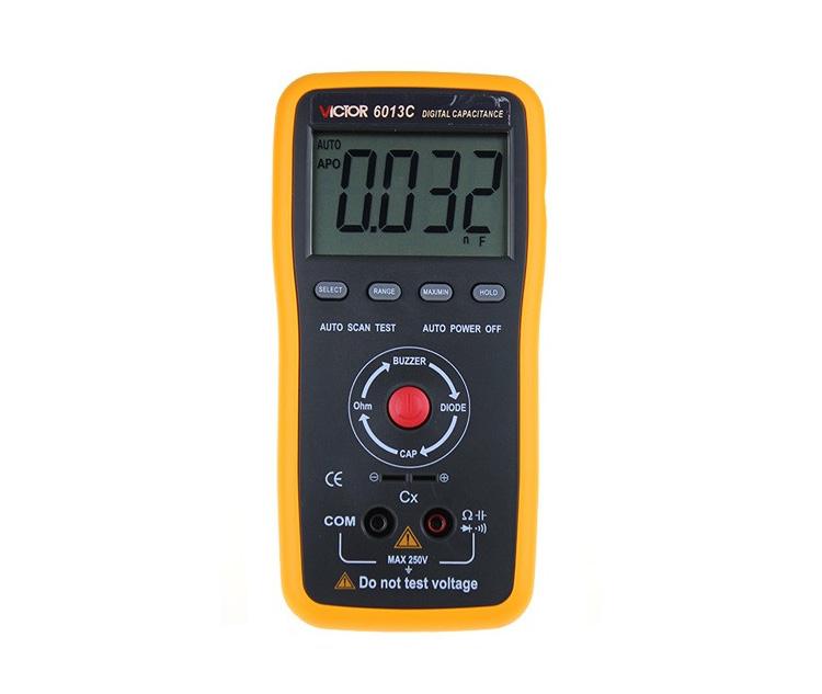 6013c 电感电容表